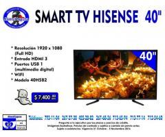 SMART TV DE 40