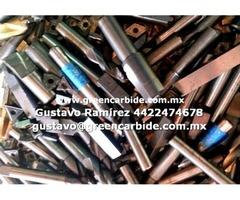 Compra de chatarra de Carburo de tungsteno en CDMX