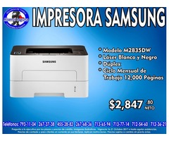 IMPRESORA SAMSUNG M2835DW