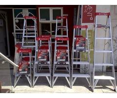 Escaleras de aluminio en Cuautitlan Izcalli, Edomex