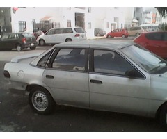 ford topaz 1993
