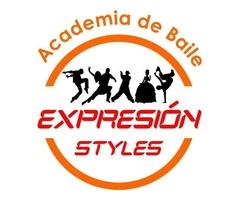 ACADEMIA DE BAILE, EXPRESION STYLES CLASES  CURSOS SHOWS PERFORMANCE ANIMACIÓN