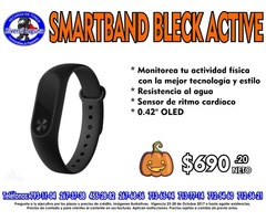 SMARBAND ACTECK BLECK