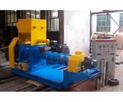 Extrusoras para hacer croquetas para alimentación de perros 1200kg/h - MKED160B