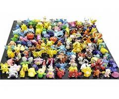 144 Pequeñas Figuras De Pokemon Con Envio Blakhelmet