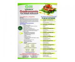 Licenciatura en Gastronomía con Énfasis Nutricional