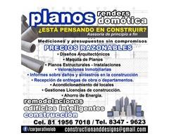 DISEÑO, MANTENIMIENTO, CONSTRUCCION Y REMODELACION