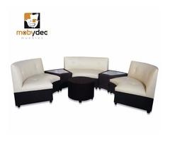 Sala lounge en venta diseños vanguardistas somos fabricantes mobydec