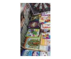 Revistas y libros, variedad para entretenimiento bajo costo