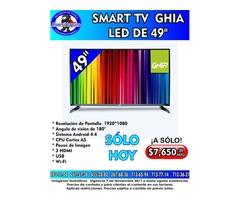 SMART TV GHIA DE 49
