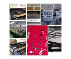 Embtec venta de refacciones y mantenimiento de máquinas bordadoras.