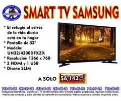 SMART TV SAMSUNG UN32J4300DFXZX