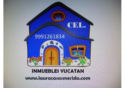 En Merida Casas y departamentos amueblados en renta
