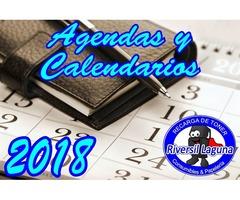 AGENDAS Y DIRECTORIOS 2018