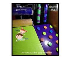 Instalación de Juegos Infantiles Tan Tan