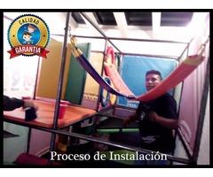 Äreas de Juegos Infantiles Colocación, Diseños, Fabricación en la CDMX