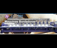 Embtec máquina bordadora Tajima 20 cabezales