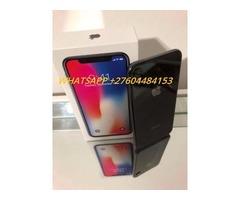 Vender nuevo Apple iPhone X -64gb (desbloqueado)..$480