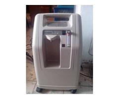 Renta y venta de concentradores de oxigeno