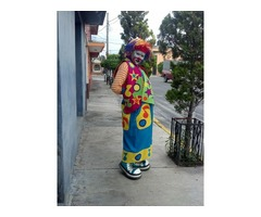 PAYASO PONCHOLIN