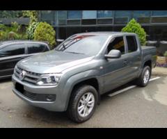 Wolkswagen Amarok 4X4  2014 Precio: 140,000 MXN