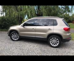 Volkswagen Tiguan 2.0 TSI Exclusive MT  2014 Precio 140,000,MXN
