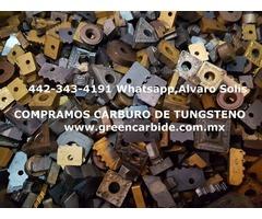 COMPRA CARBIDE DE TUNGSTENO EN LA PAZ,BCS