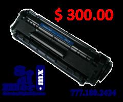 Toner Generico 100% compatible desde $300.00