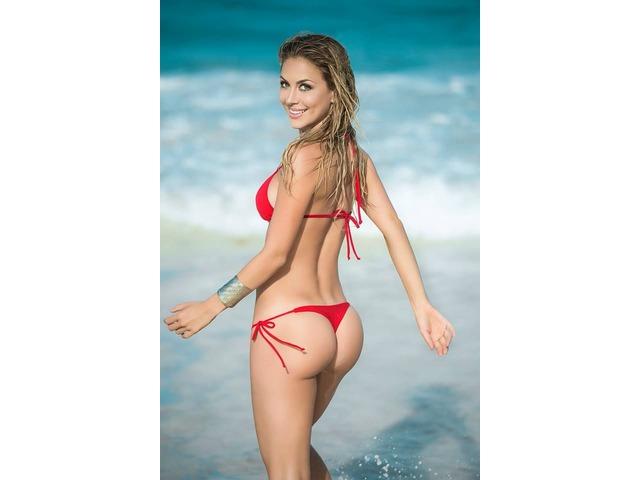 48f2ef197e4c Bañador Bikini Tanga Corte Brasileño Hilo Dental Trikini Ropa y ...
