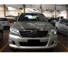 Toyota Hilux 4X4 D/Cabina 2014 Precio 140,000.MXN.,.,