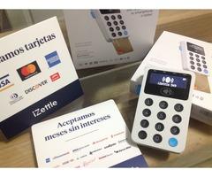 Izettle, el mejor lector para aceptar tarjetas en México