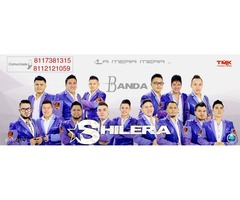 banda sinaloense en monterrey - La Mera Mera Banda Shilera De Monterrey