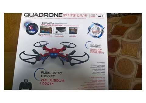DRONE ELITE CON CAMARA