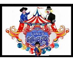 espectáculo para toda ocasión magos payasos circo
