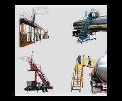 INEDESCA equipo de elevacion industrial