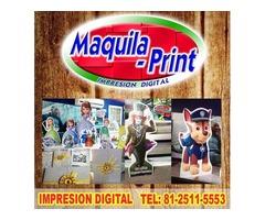 Maquila Print Impresion Digital