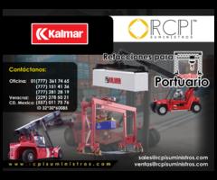 REFACCIONES PARA EQUIPO PORTUARIO KALMAR