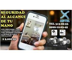 CCTV , CAMARAS DE SEGURIDAD ADTEL