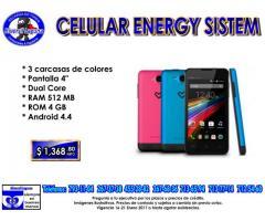 CELULAR ENERGY SISTEM