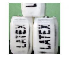 Latex liquido natural
