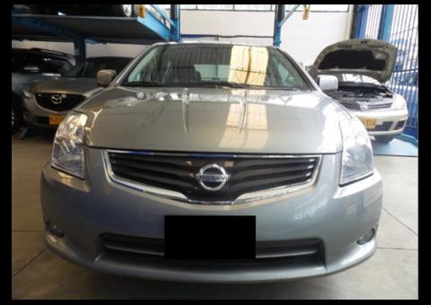 Nissan Sentra Advance At  2014 Precio: 110,000.MXN