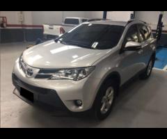 Toyota RAV 4 2.0L AT 2000CC 5P 2014 Precio 160,000.MXN