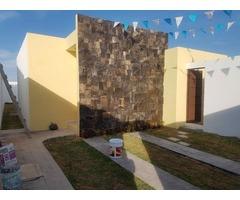 Estrene casa en Huichapan
