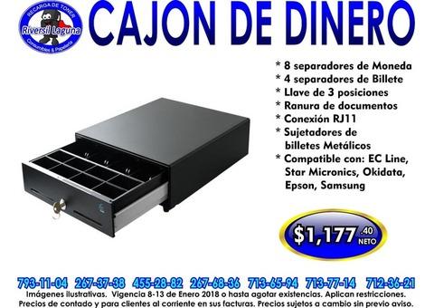 CAJON DE DINERO ECLINE