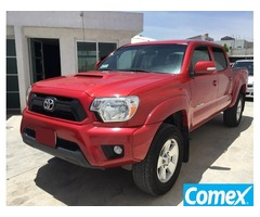 Toyota Tacoma TRD SPORT mod 2014