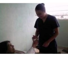 Enfermeras o cuidadoras urgentes