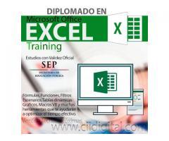 Próximo Diplomado Microsoft Excel
