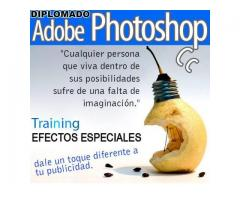 Próximo Diplomado Adobe Photoshop