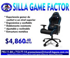 SILLA GAME FACTOR