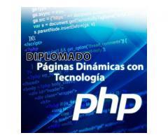 Próximo Diplomado Páginas dinámicas con tecnología PhP